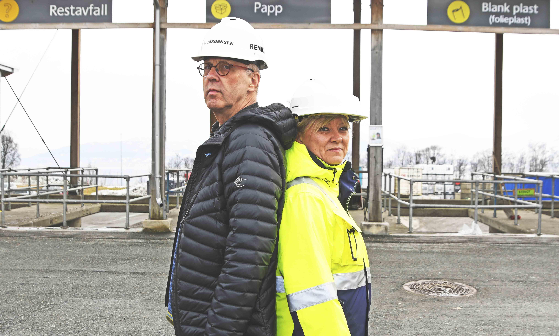 I løpet av 2018 har Bård Jørgensen valgt å gå av med pensjon, mens Britt Mathisen Limo er ansatt som ny konserndirektør.