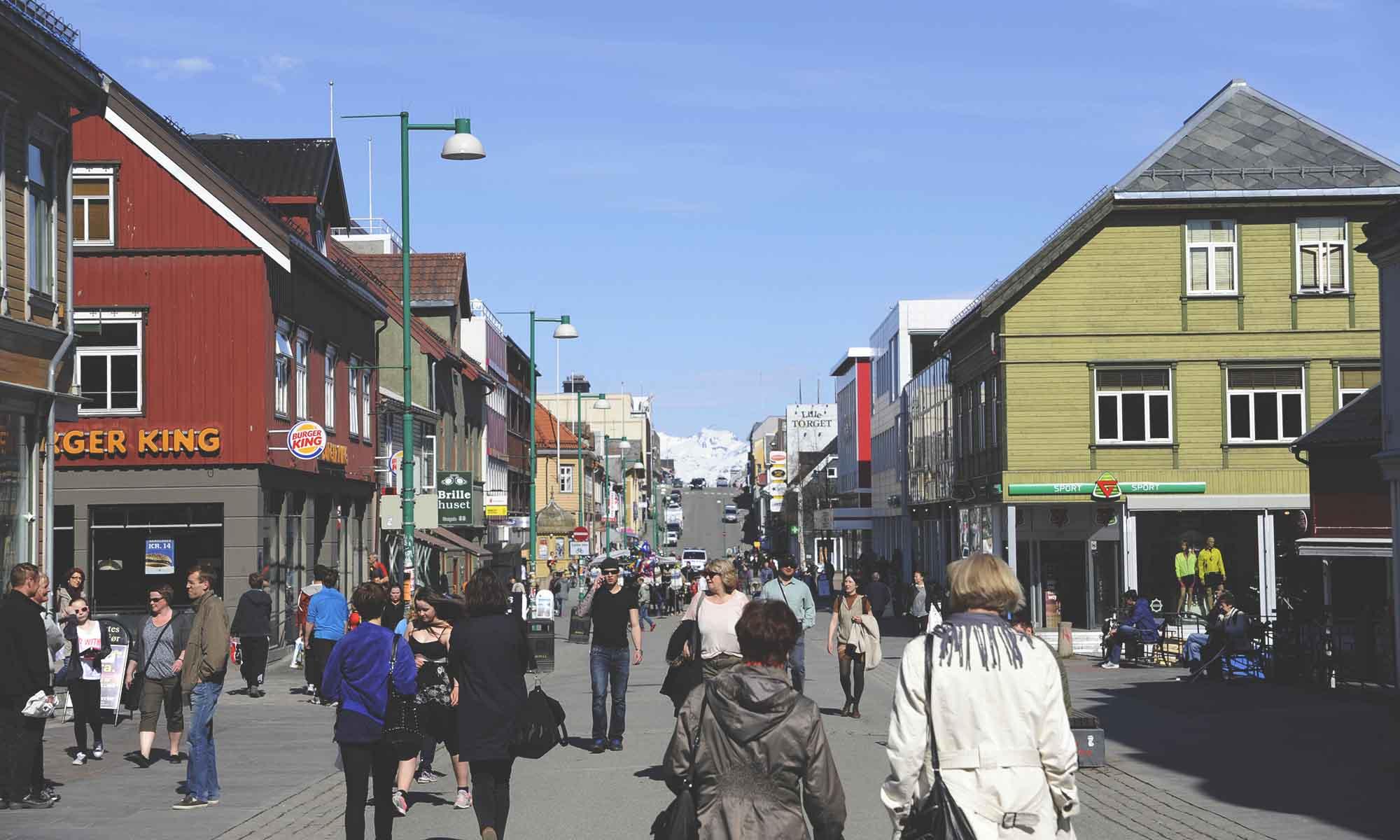 Tromsø sentrum